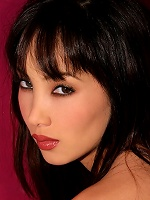 Katsuni is gorgeous in and out of black bra and panties